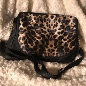 Leopard Purse / Tablet Carrier
